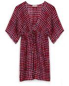 Tory Burch Sonda Beach Dress - Lyst