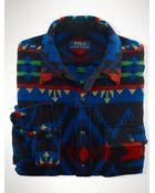 Polo Ralph Lauren Bright Southwestern Workshirt - Lyst