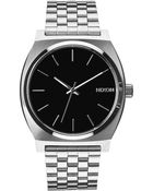 Nixon Time Teller Black Watch - Lyst