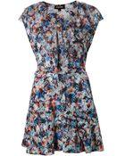 Saloni 'Katie' Dress - Lyst