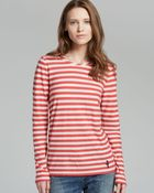 Marc By Marc Jacobs Pam Stripe Top - Lyst