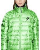RLX Ralph Lauren Quilted Down Jacket - Lyst