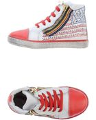 Enrico Fantini High-Tops & Trainers - Lyst