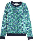 Mary Katrantzou Printed Sweatshirt - Lyst