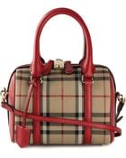 Burberry Horseferry Check Shoulder Bag - Lyst