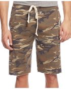 Alternative Apparel Victory Shorts - Lyst