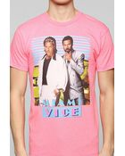 Urban Outfitters Miami Vice Tee - Lyst