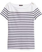 H&M Striped Top - Lyst