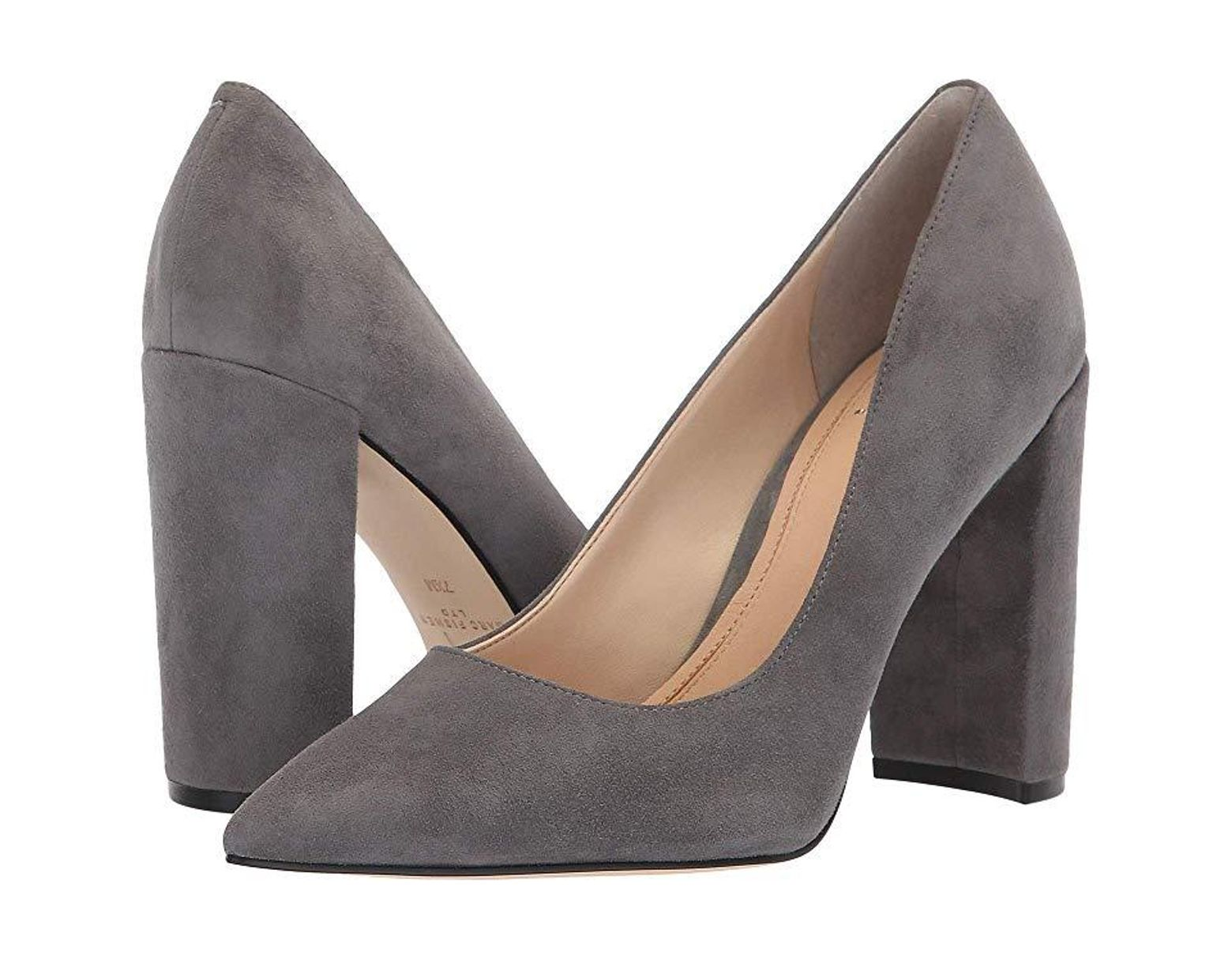 b7e901faf Marc Fisher Elia (dark Grey Suede) Shoes in Gray - Save 70% - Lyst