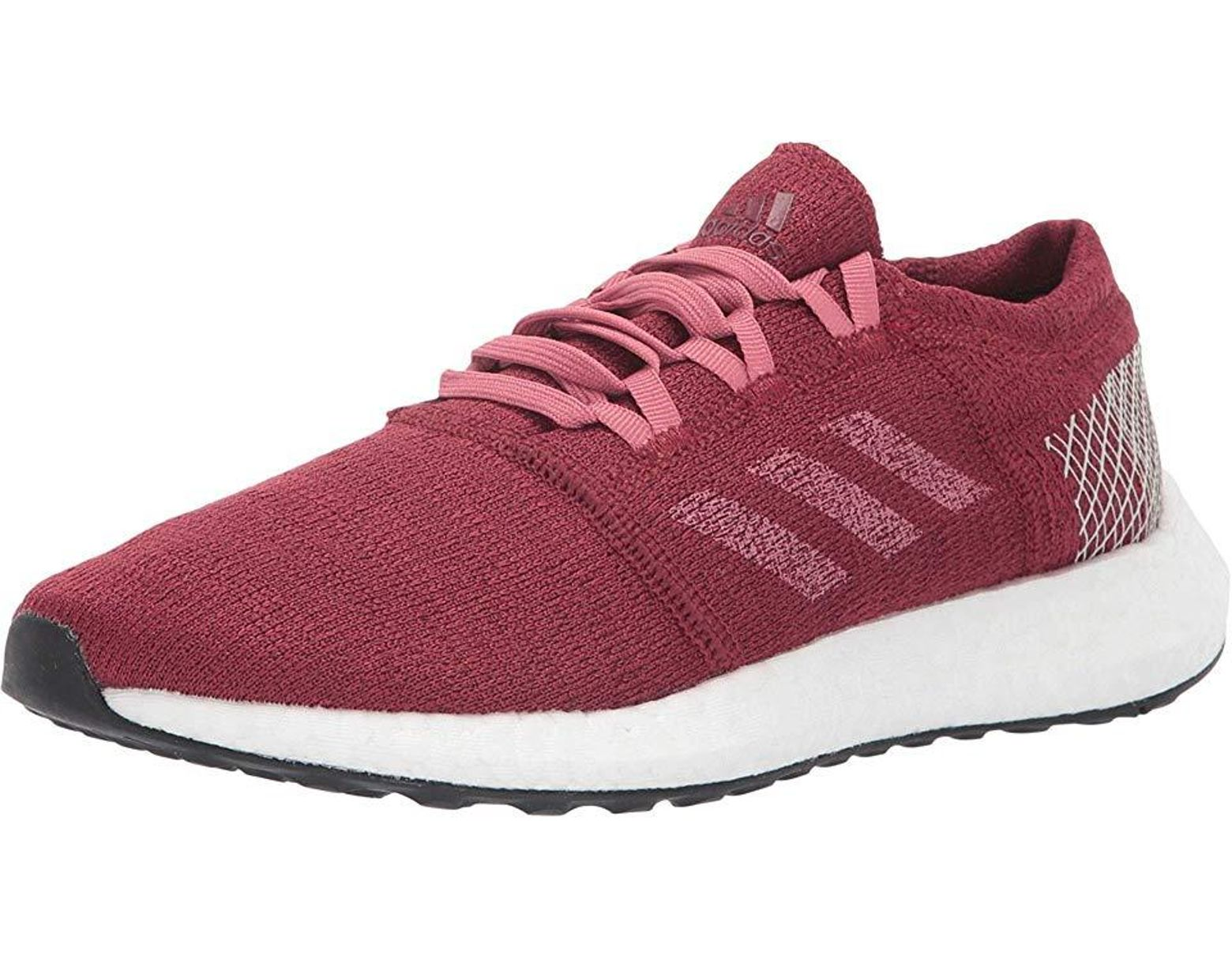 adidas Running adidas Running Alphabounce EM (Icy PinkTrace PinkGrey One) Women's Running Shoes from 6pm | ShapeShop