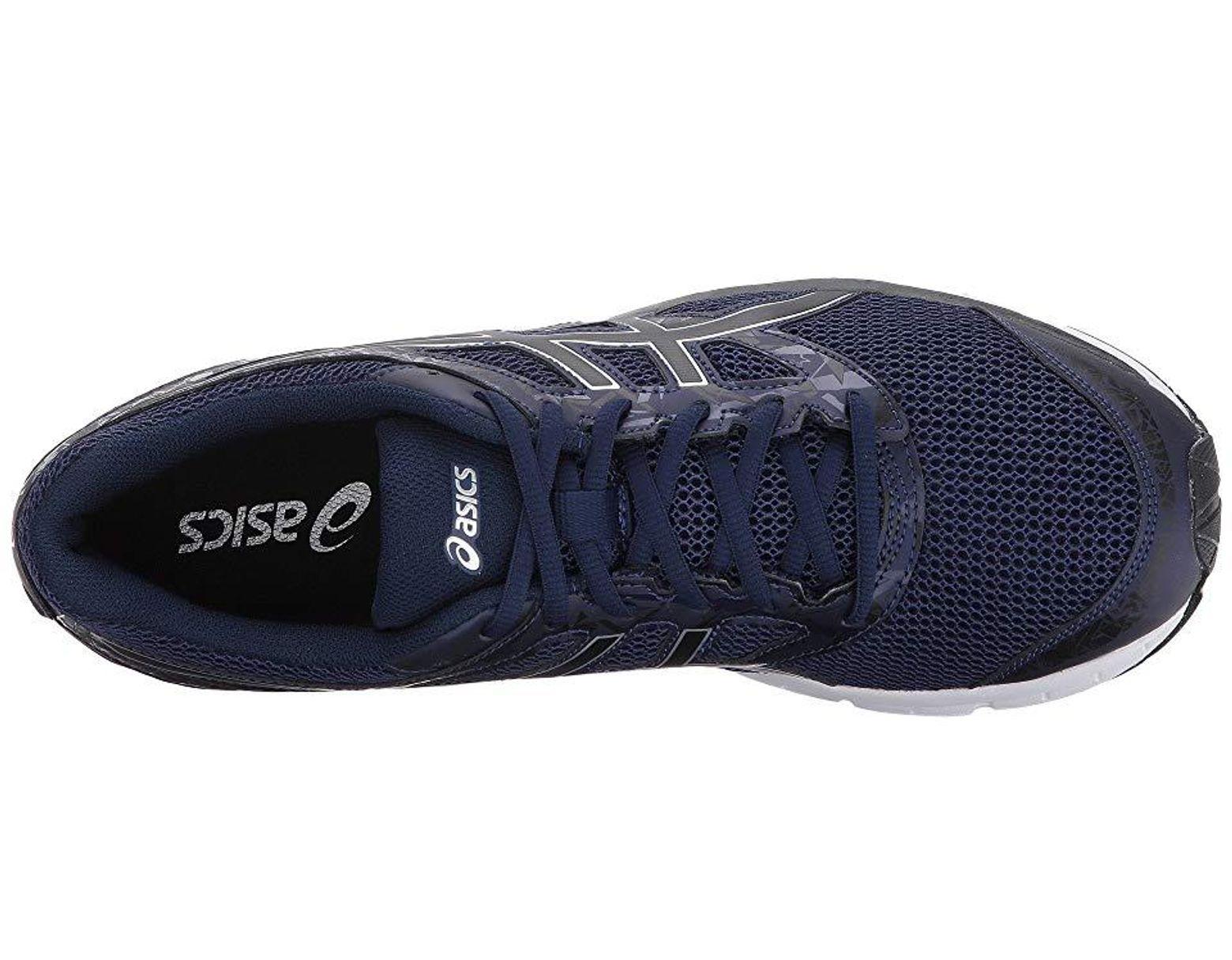 Men's Gel excite(r) 4 (indigo Blueblacksilver) Running Shoes