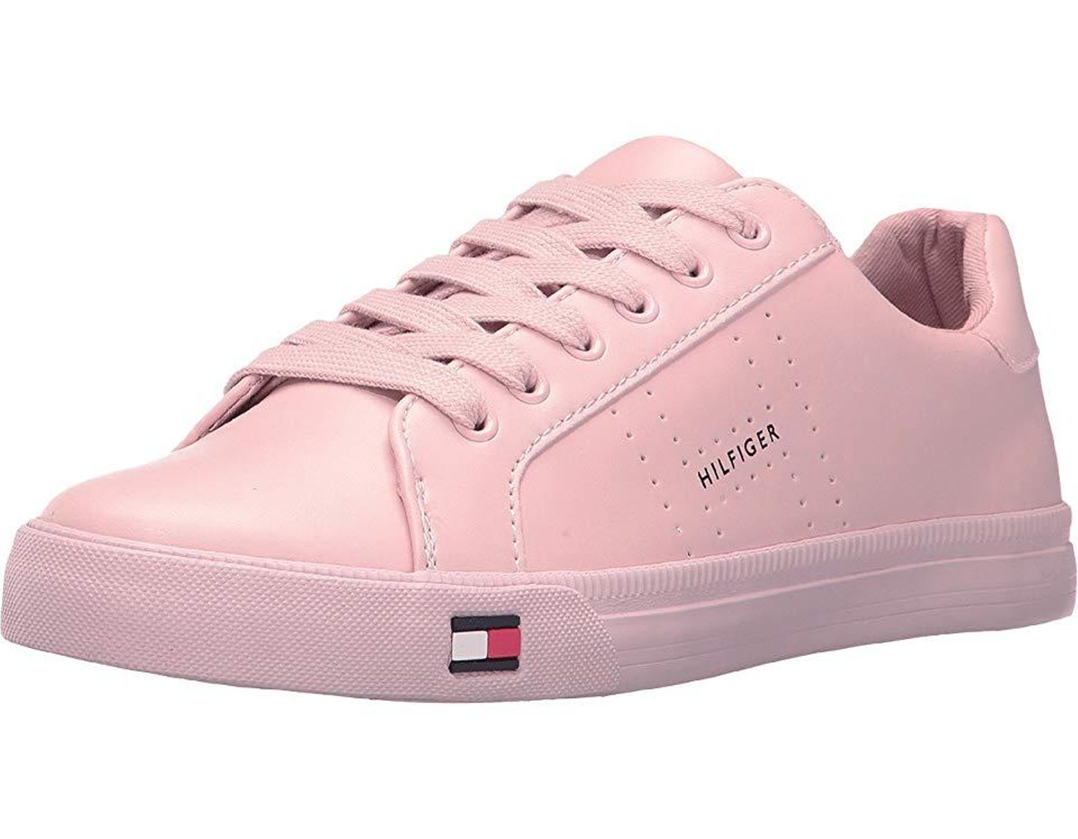 2e6e09478 Tommy Hilfiger Luster (blush) Shoes in Pink - Save 17% - Lyst