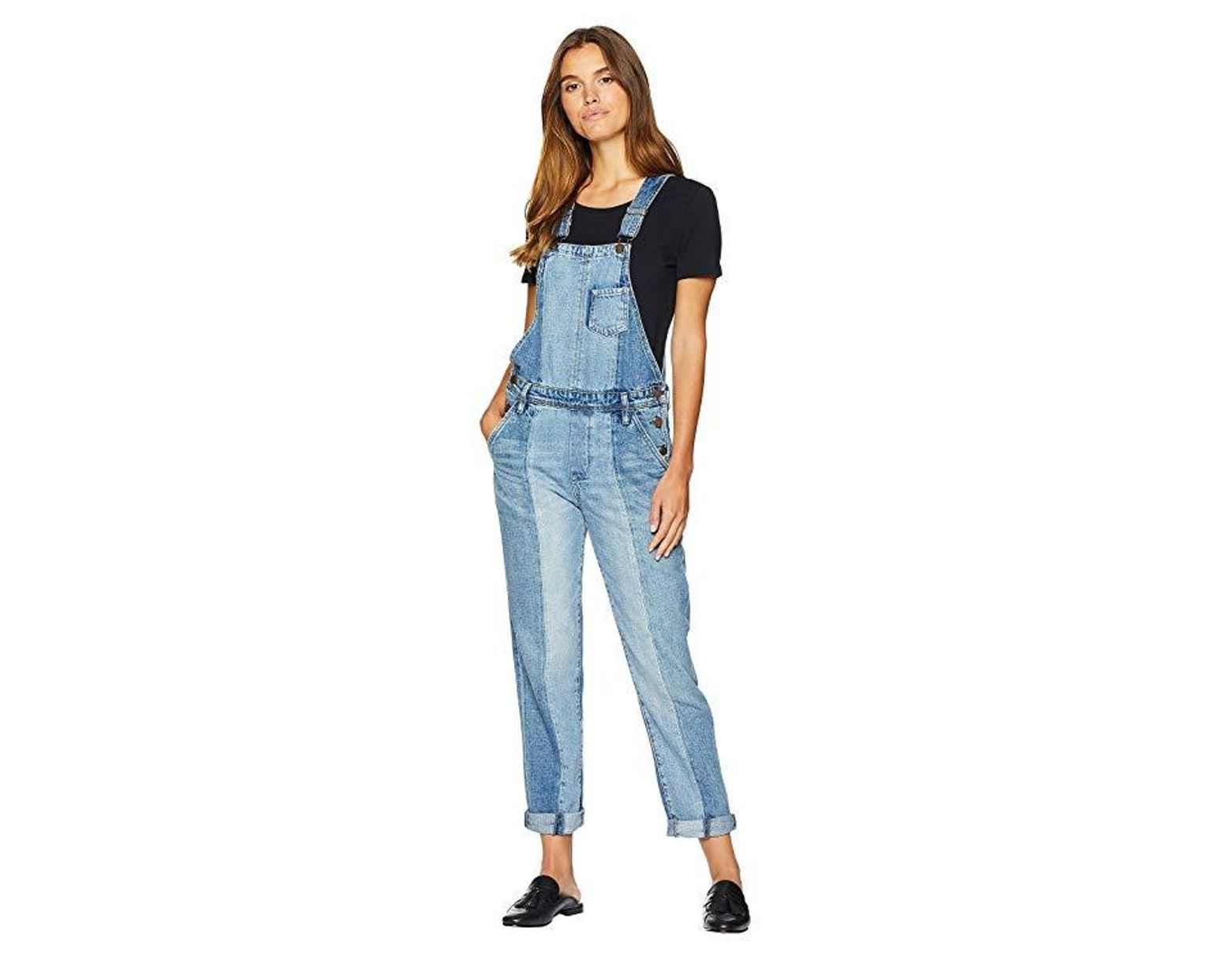 c34997734c30a Blank NYC Denim Overalls In King Pin (king Pin) Overalls One Piece in Blue  - Save 47% - Lyst