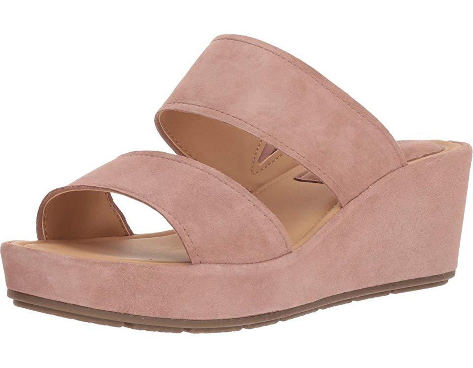 Pink Lyst In Sandals Me Too SuedeDress Albanyrose Kid u3TFKlc1J
