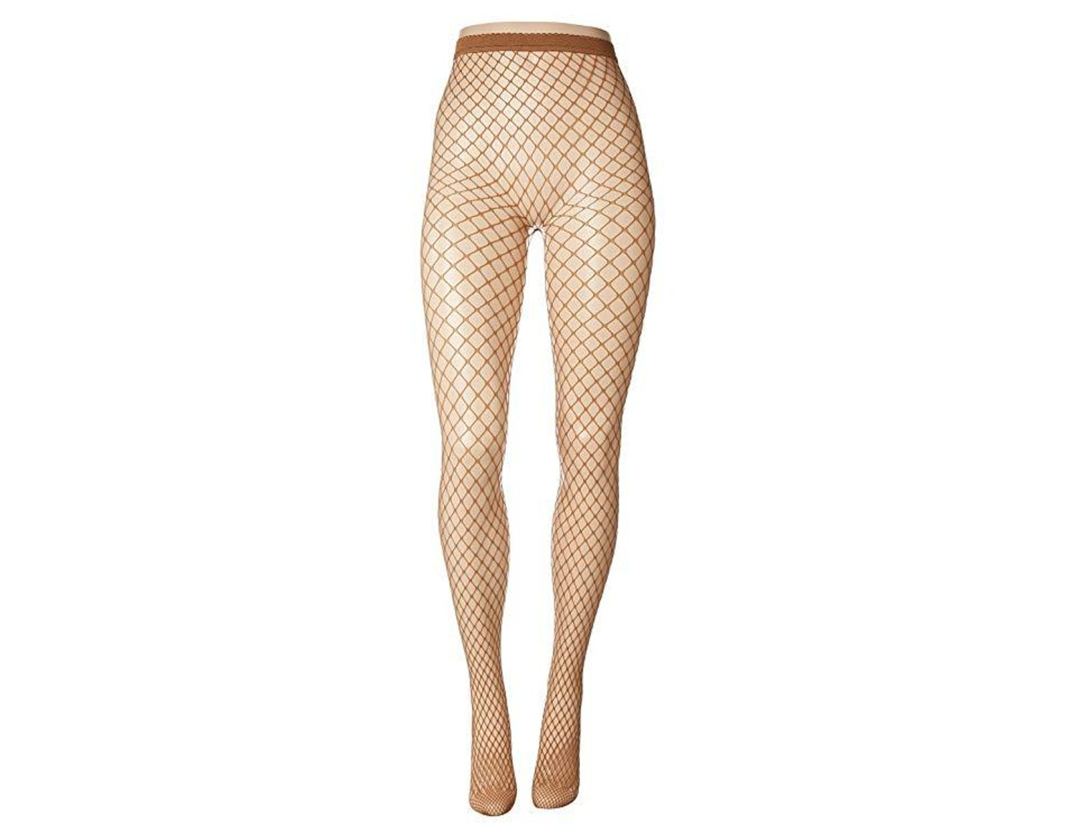 48a29d8f601c6 Wolford Tina Summer Net Tights (honey) Hose in Natural - Save 36% - Lyst