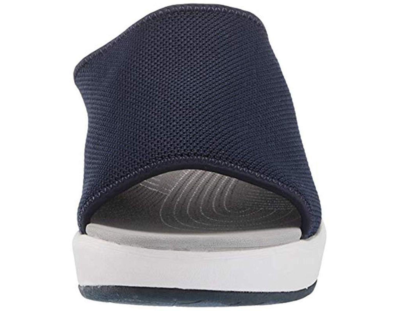 0fdcfa554fab Lyst - Clarks Step Cali Bay Sandal in Blue
