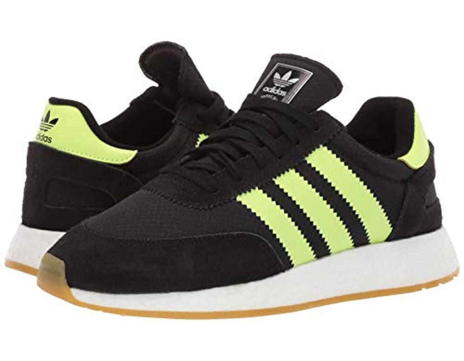 San Francisco diseño innovador nuevo diseño Men's I-5923 Running Shoe, Black/hi-res Yellow/gum, 6.5 M Us
