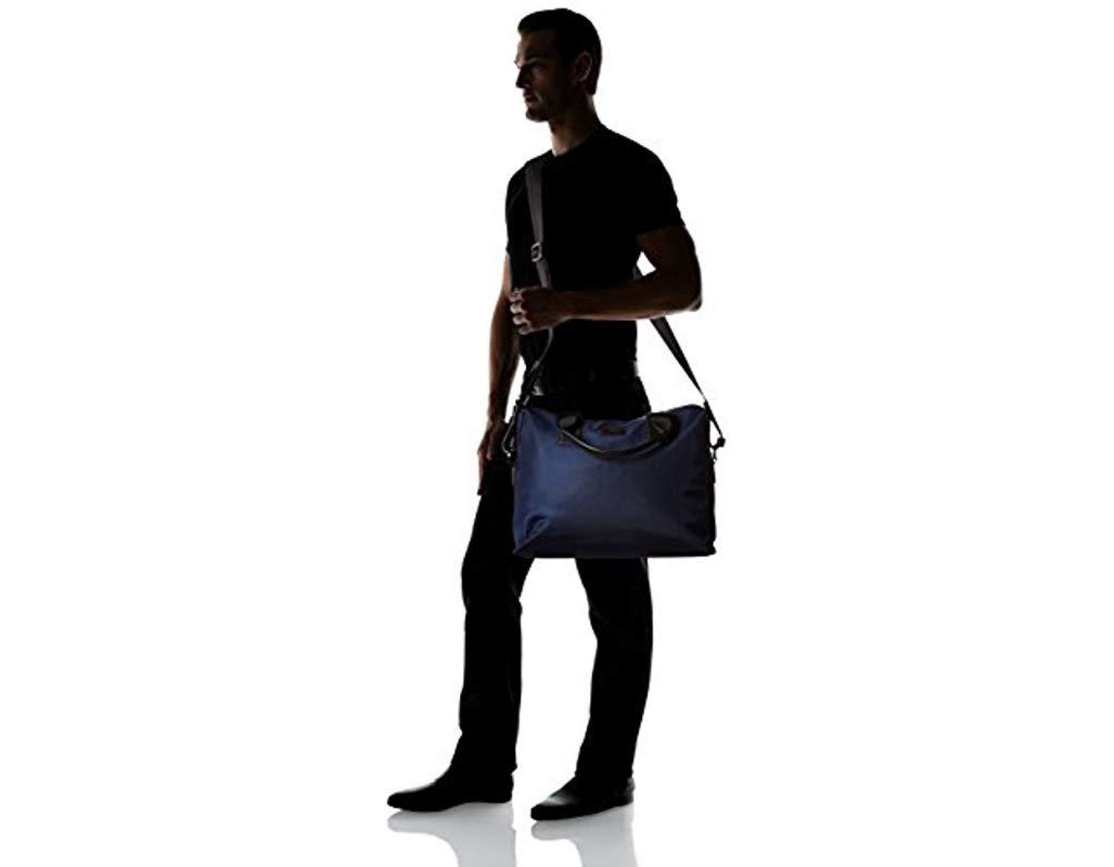 e620ae8328b BOSS Hugo By Capital Nylon Workbag in Blue for Men - Save 13% - Lyst