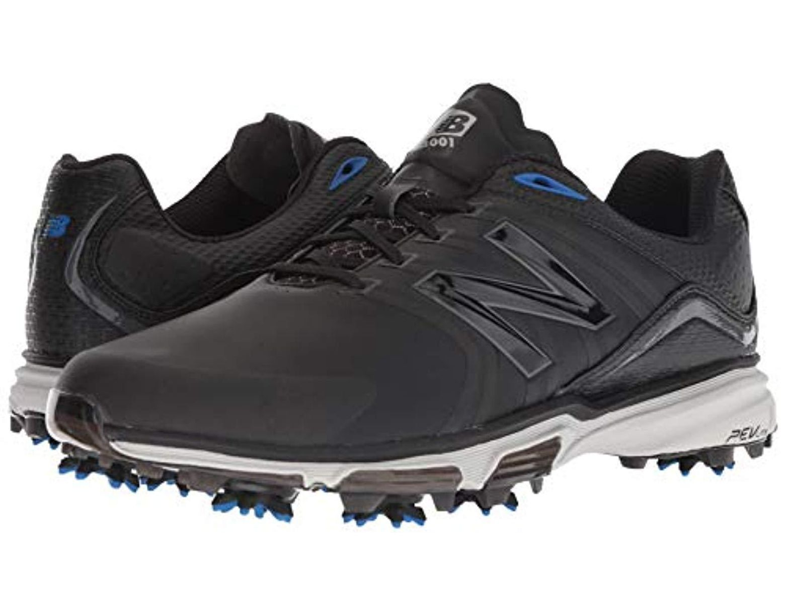 b4f4813a43747 New Balance Nb Tour Golf Shoe in Black for Men - Save 40% - Lyst