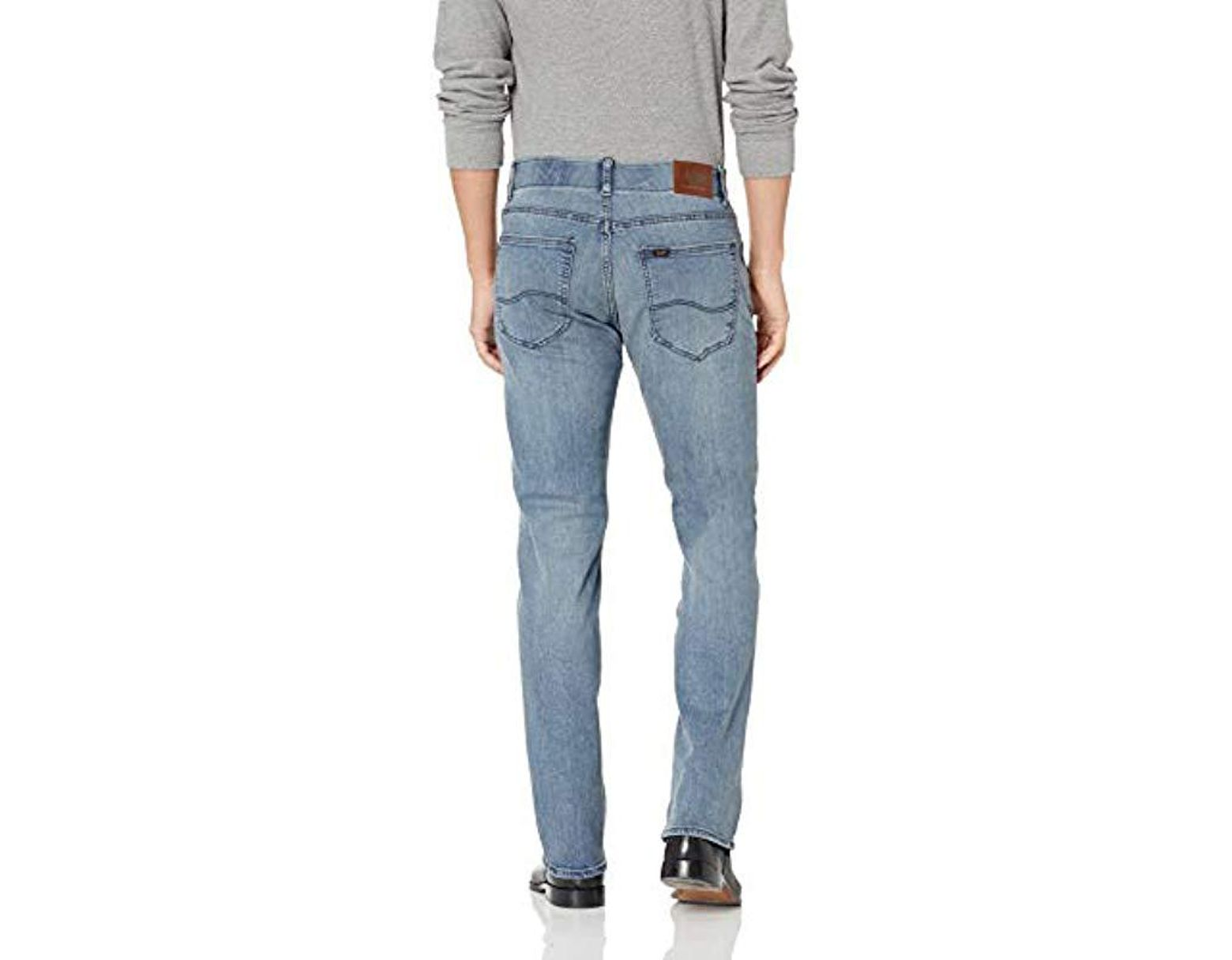 d7717fb4dd5 Lee Jeans Modern Series Extreme Motion Regular Fit Bootcut Jean in Blue for  Men - Lyst