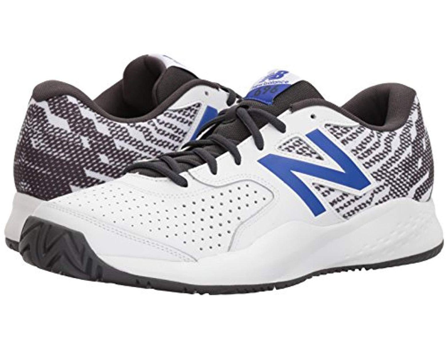 new product 2932f 2e50b Men's 696v3 Tennis Shoe