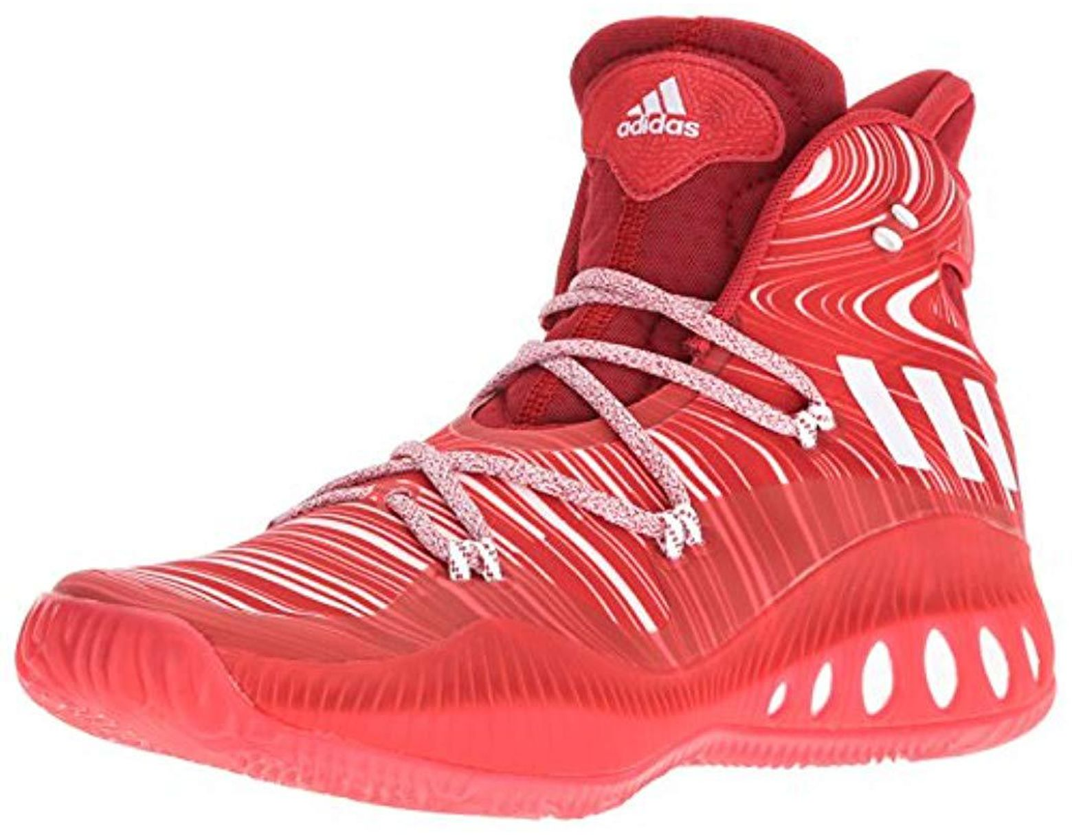 dc7097b75b69a Lyst - adidas Performance Crazy Explosive Basketball Shoe in Red for Men -  Save 8%
