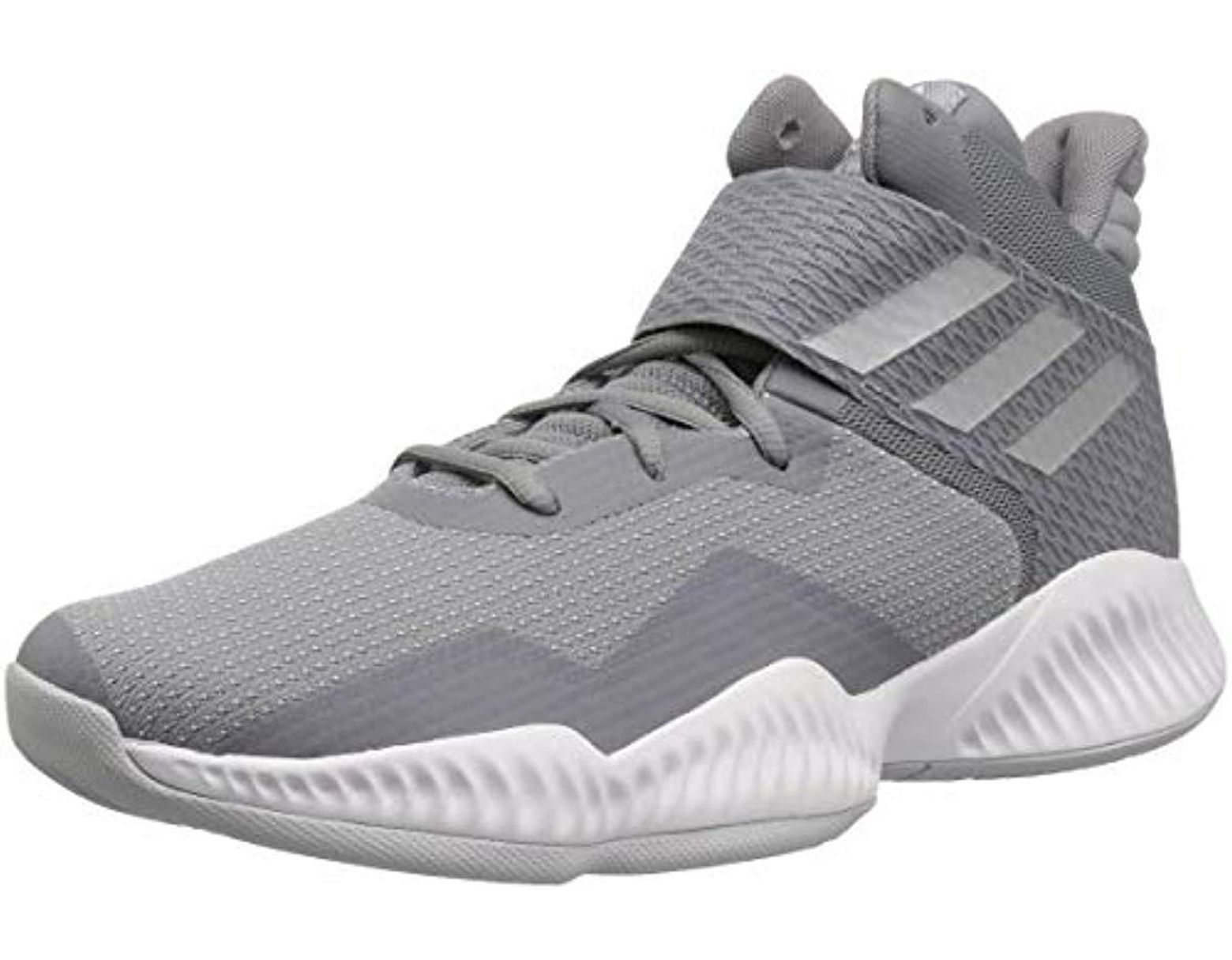 834d06e3d2c6 adidas Explosive Bounce 2018 Basketball Shoe in Gray for Men - Lyst