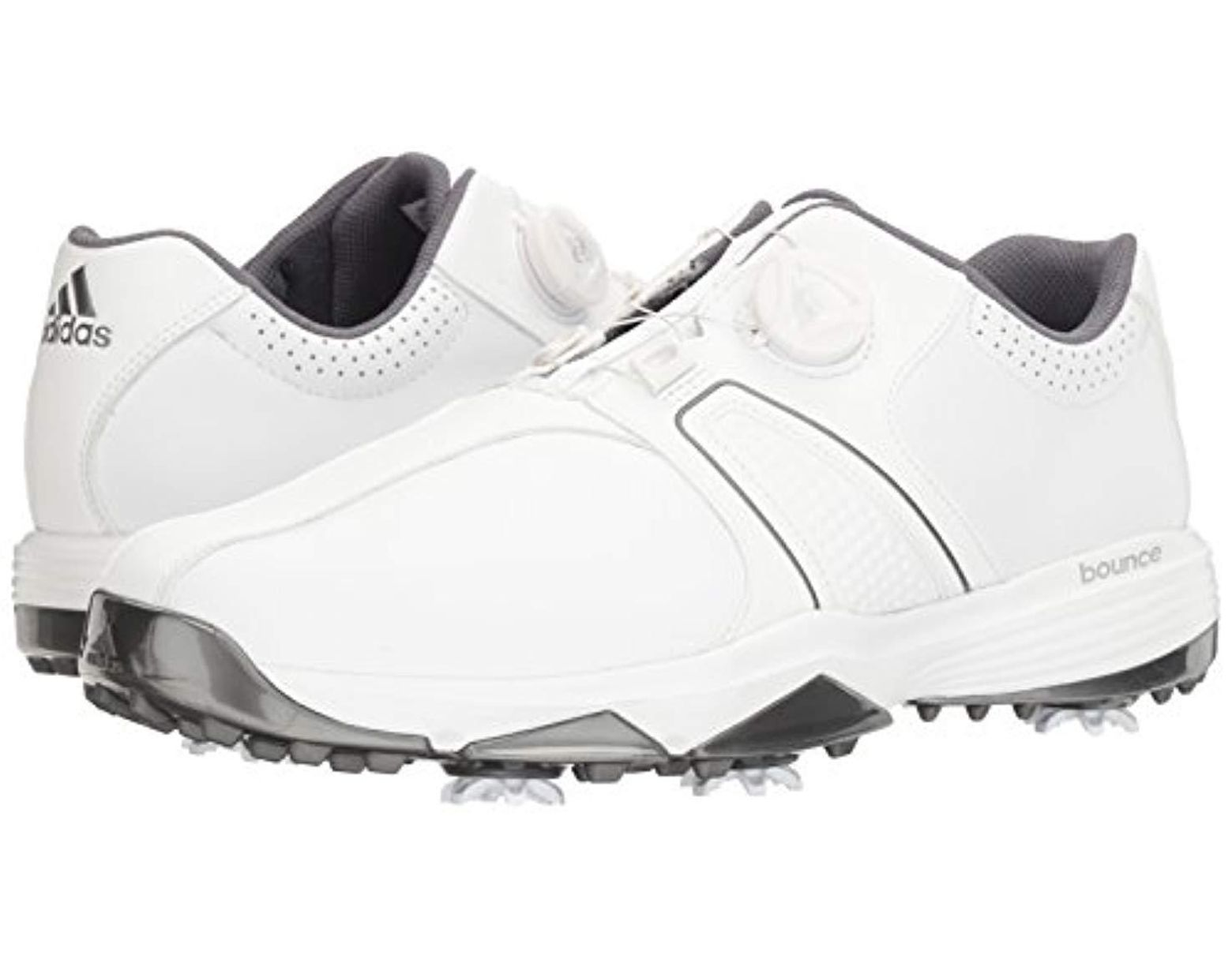 213c735990631 Men's White 360 Traxion Boa Golf Shoe