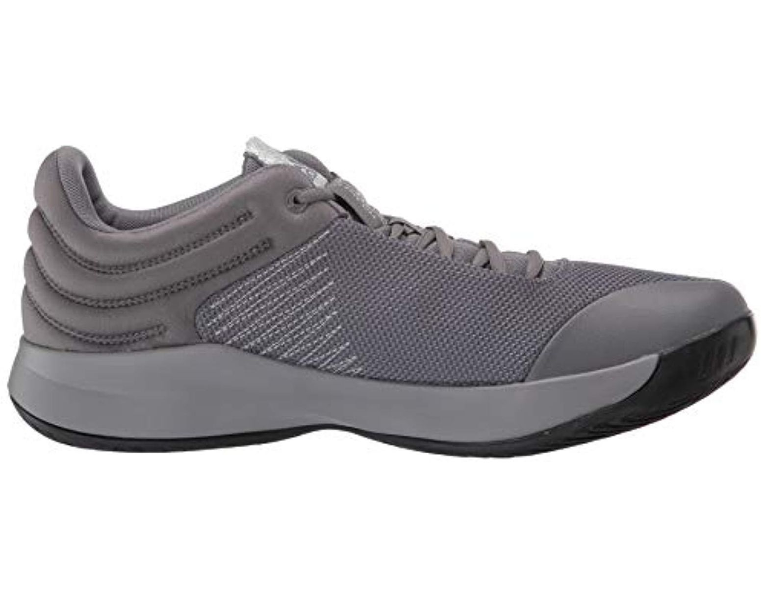 924dd70c62e adidas Pro Spark 2018 Low in Gray for Men - Lyst