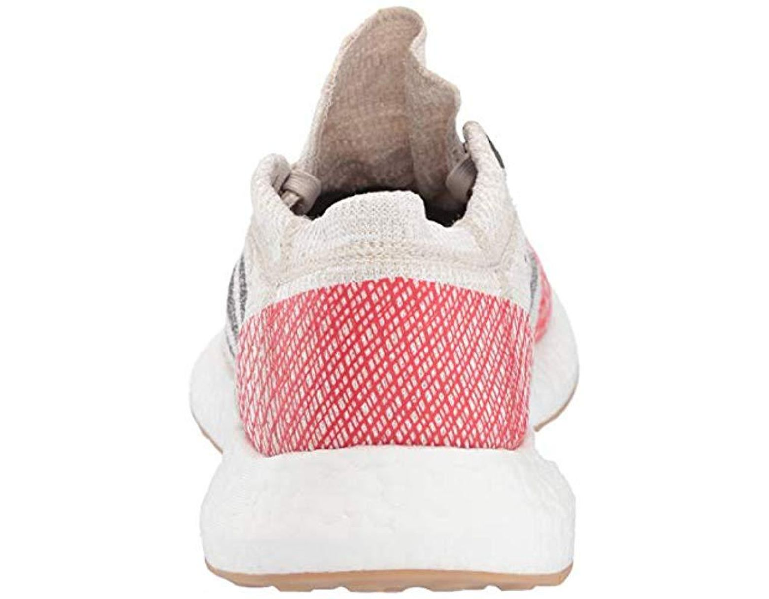 ba0e2ef02 adidas Pureboost Go, Clear Brown/carbon/active Red, 6.5 M Us in Brown for  Men - Lyst