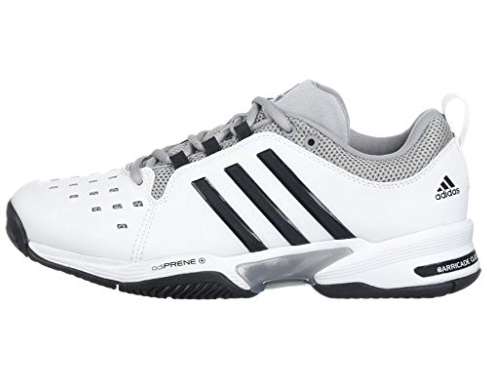 b3455e029 Lyst - adidas Barricade Classic Wide 4e Tennis Shoe for Men - Save 12%