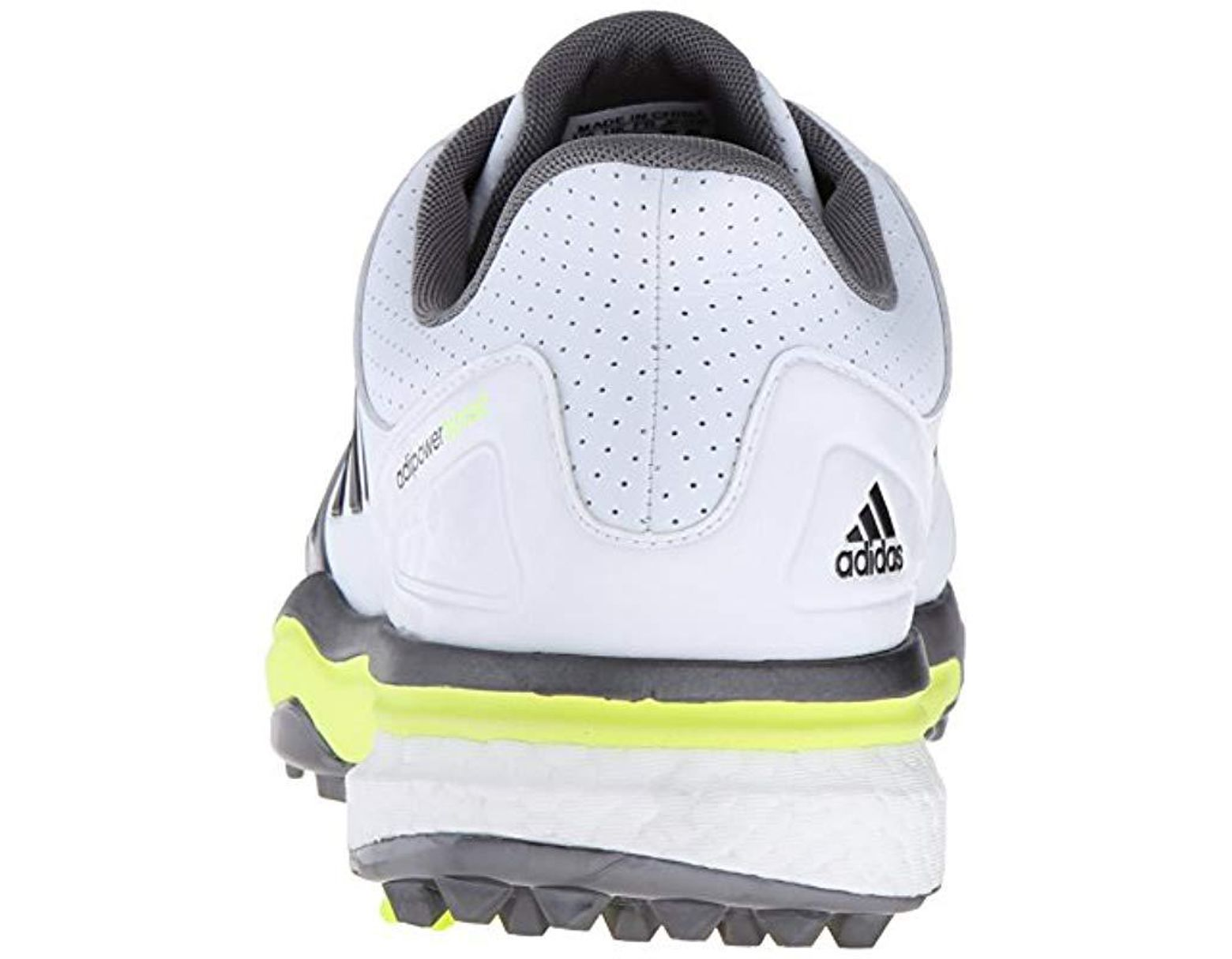 the latest 83616 f9749 Lyst - adidas Adipower Boost 2 Golf Cleated in Blue for Men - Save 8%