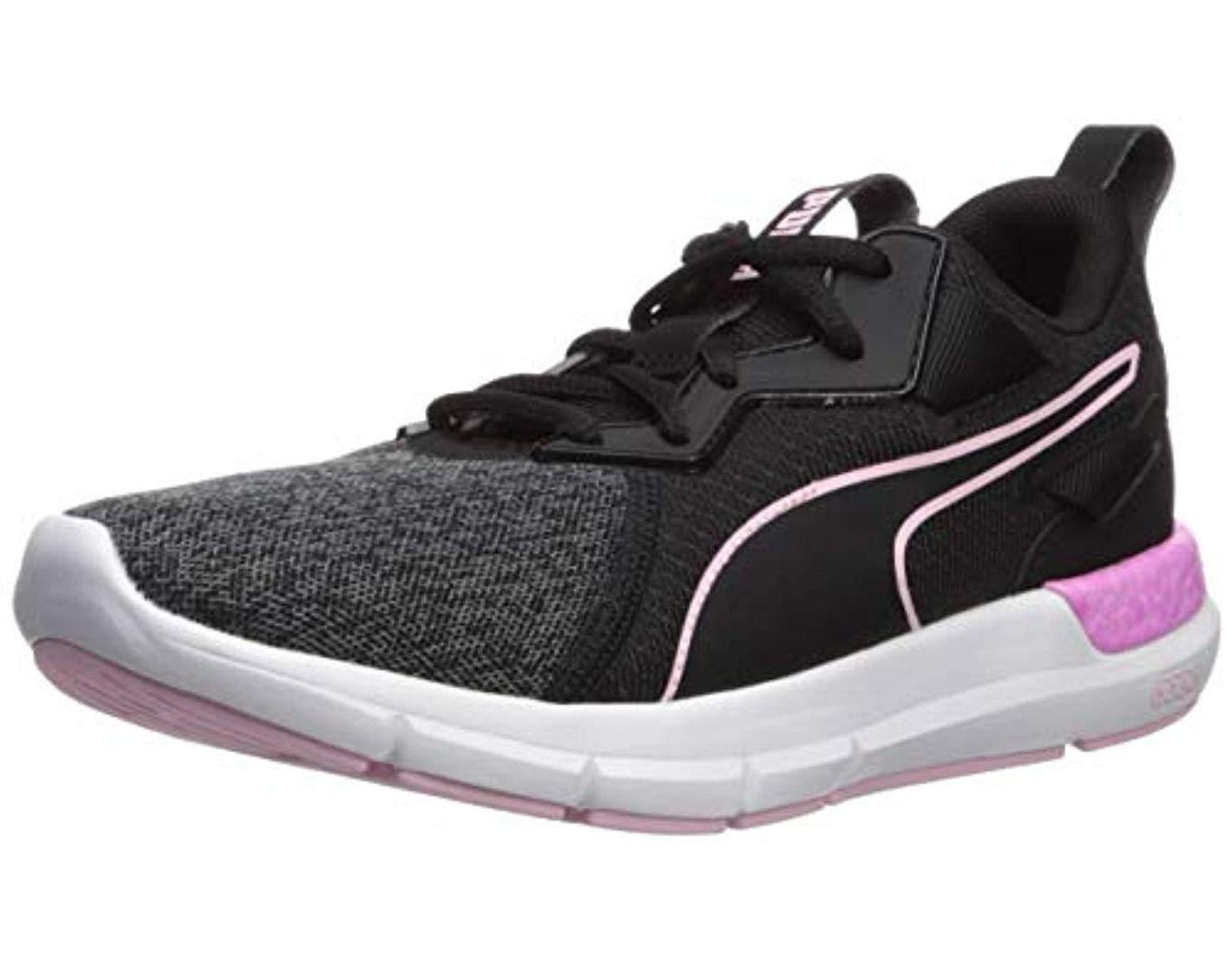 eecab1f360 PUMA Nrgy Dynamo Futuro Sneaker in Black - Lyst