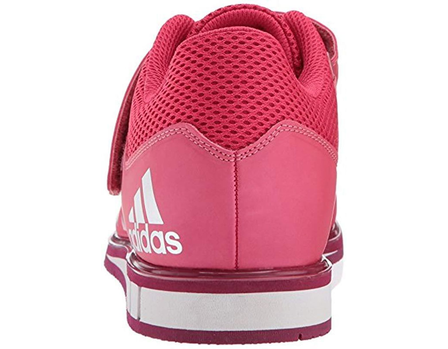 fe71a1c10d987b adidas S Powerlift 3 1w Cross Trainer Shoes, Blue 15 Medium Us in Pink -  Save 22% - Lyst