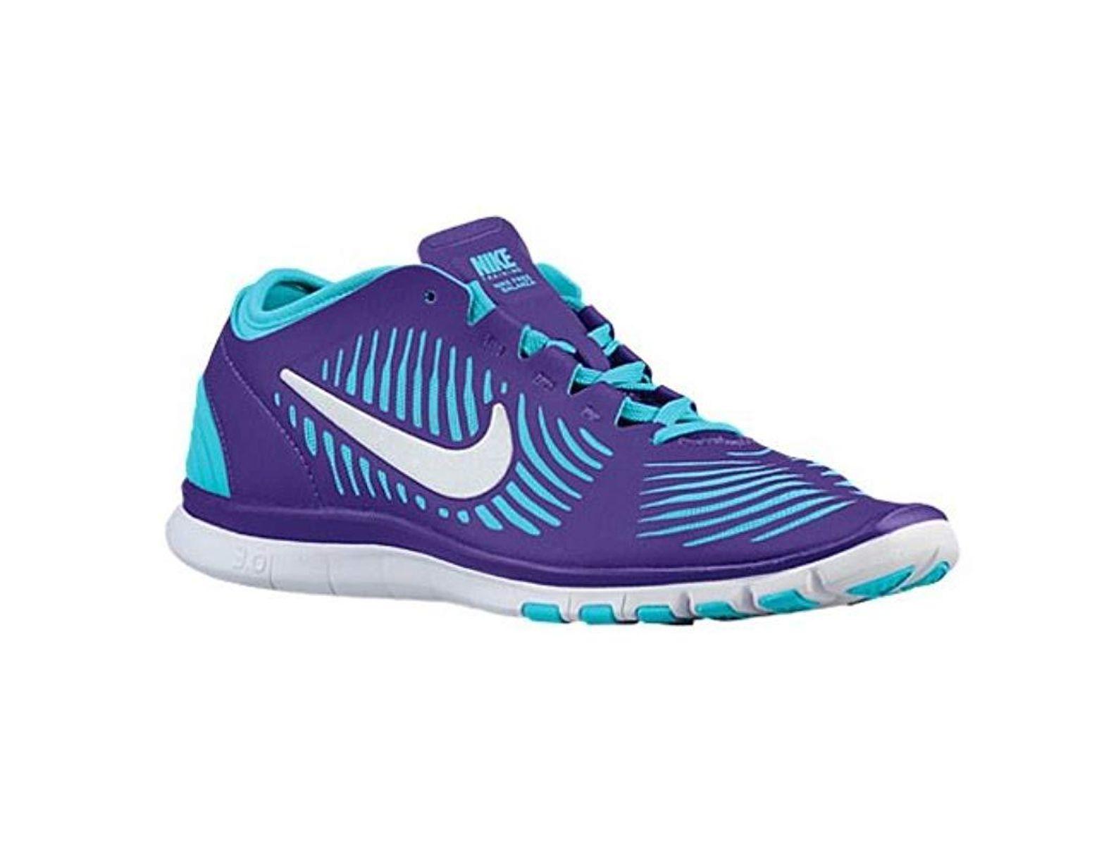 05f1576bb233a Nike Free Balanza Training Running Shoes-crt Purple/mtllc Slvr/gmm ...
