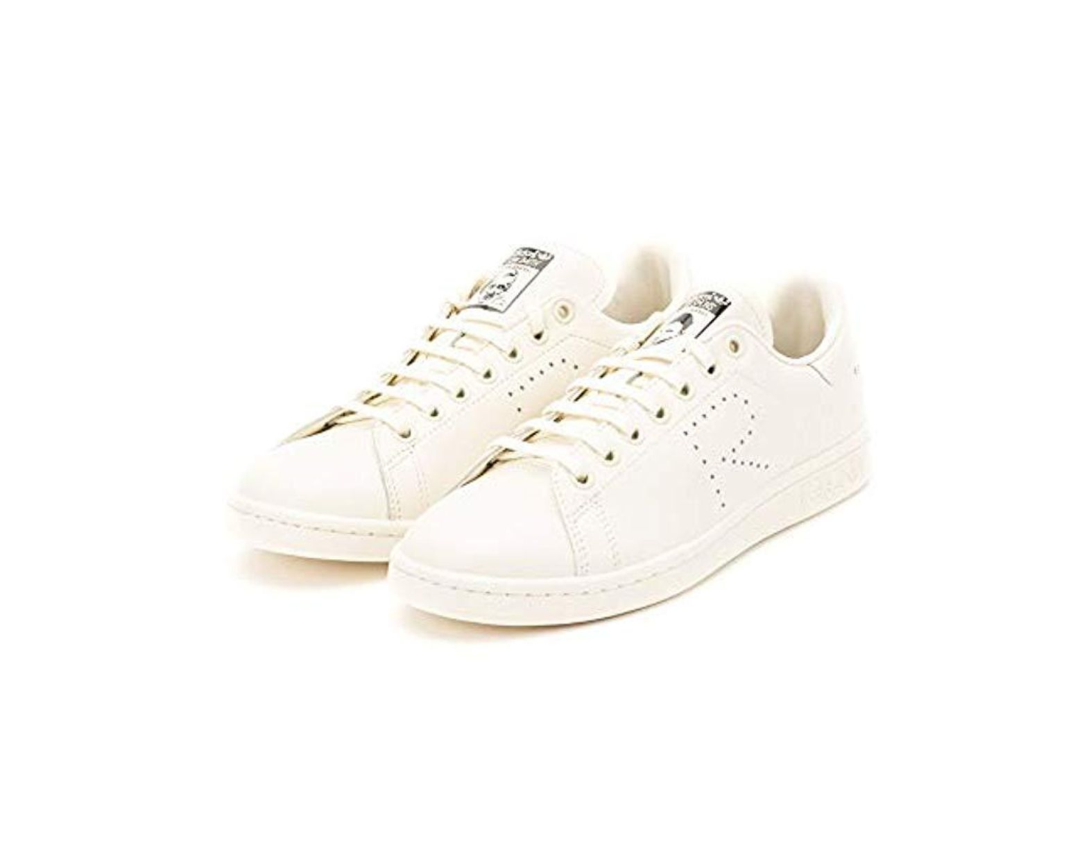 adidas X Raf Simons-sneakers Stan Smith In Pelle F34256 in ...