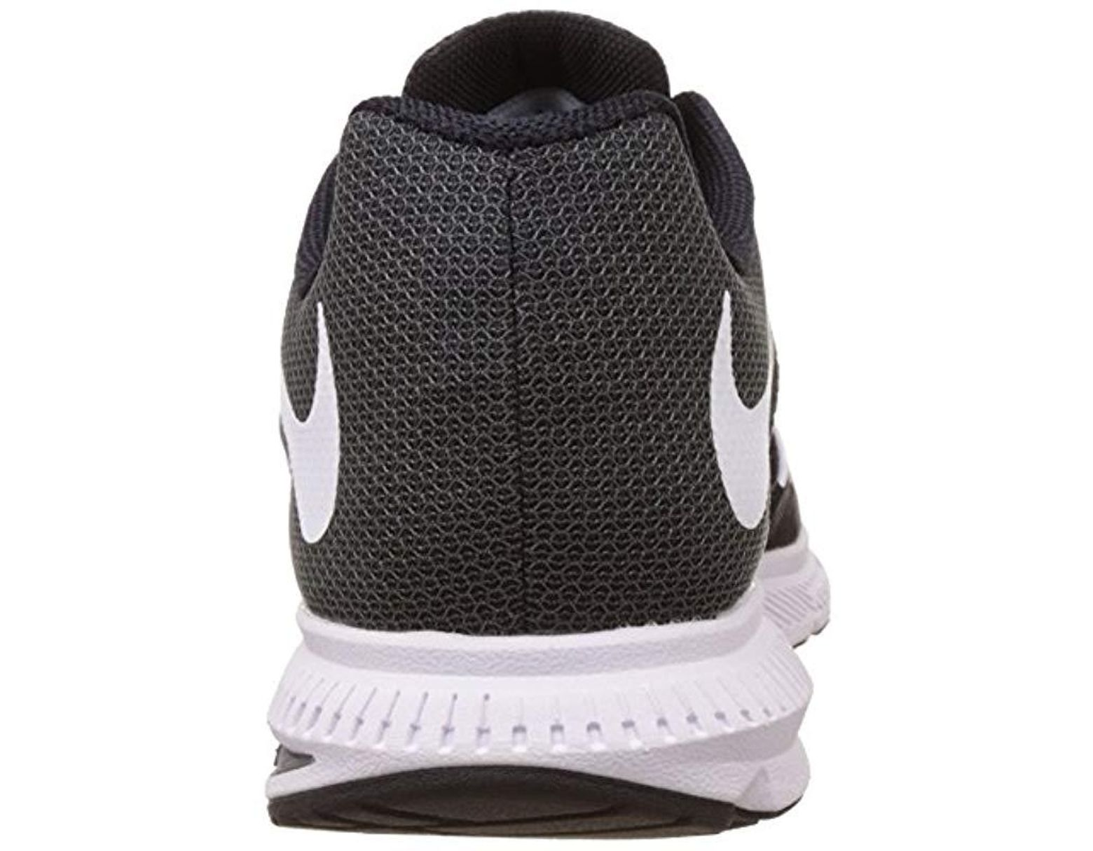 a0bff4da447d8 Nike Zoom Winflo 3 Running Shoes in Black for Men - Lyst