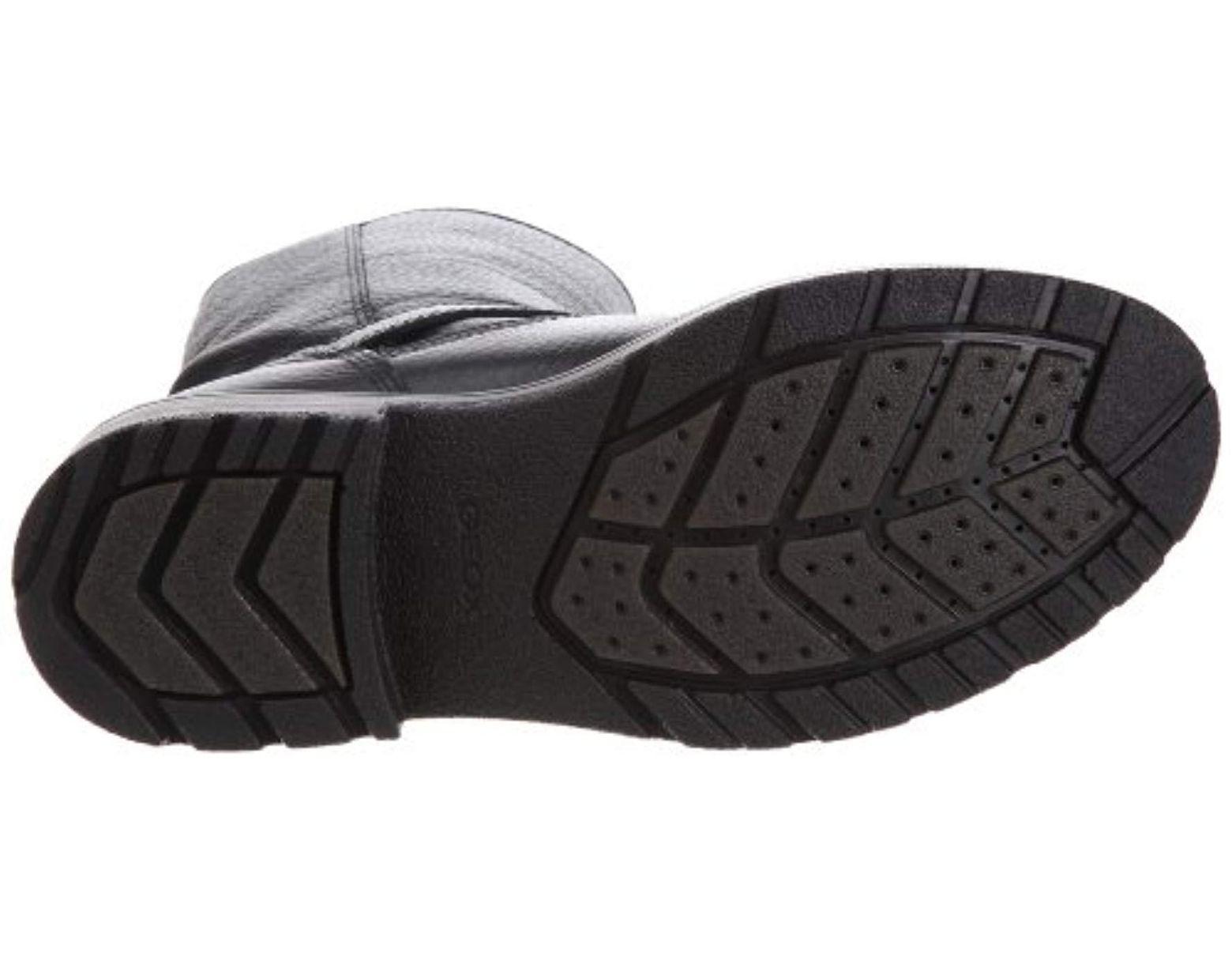 Geox Scarpe Uomo Ankle Boots U LORIS ABX NP G Pelle nero