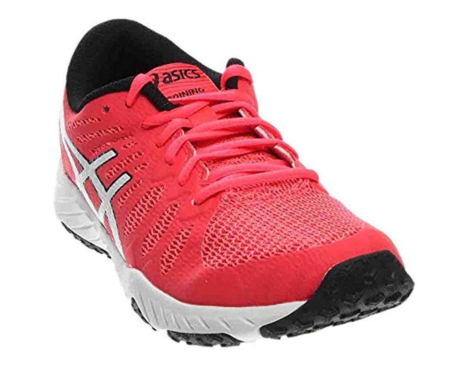 50178abbf44fe Women's Red Gel-nitrofuze Tr Cross-trainer Shoe