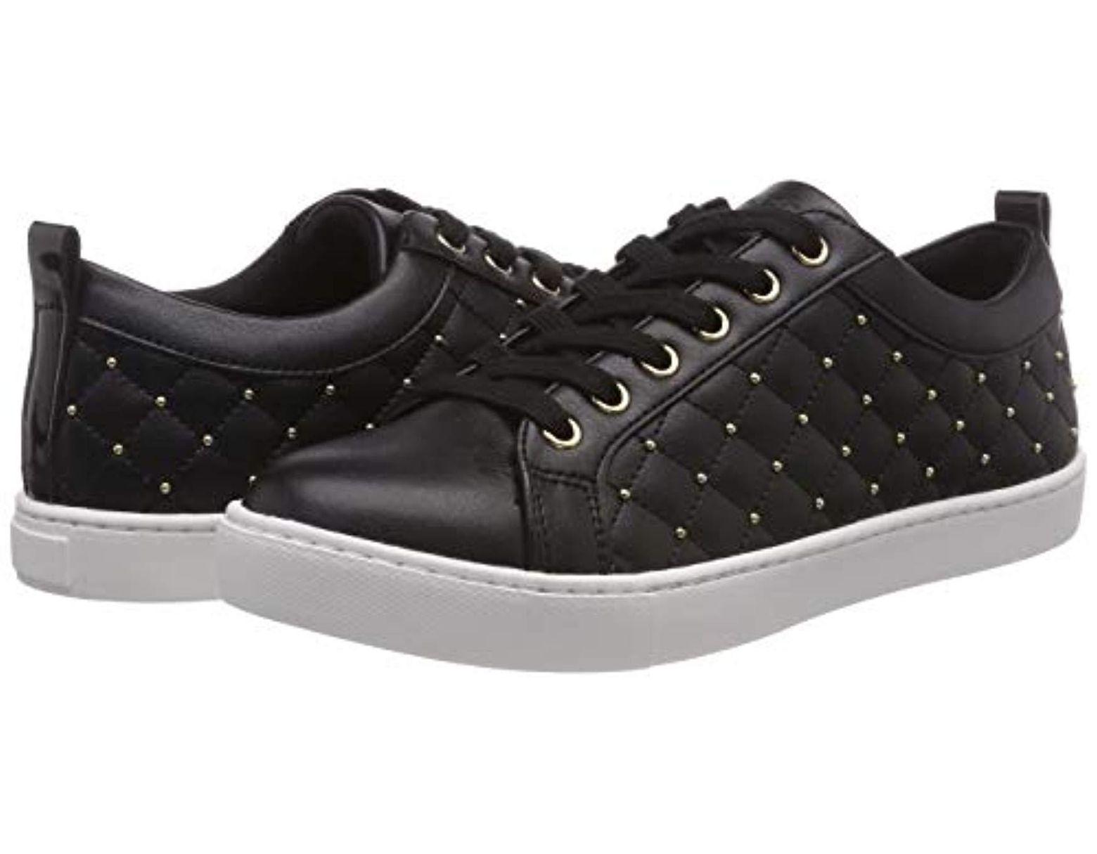 df68d0b3656a6 ALDO Wicardowia Low-top Sneakers in Black - Lyst
