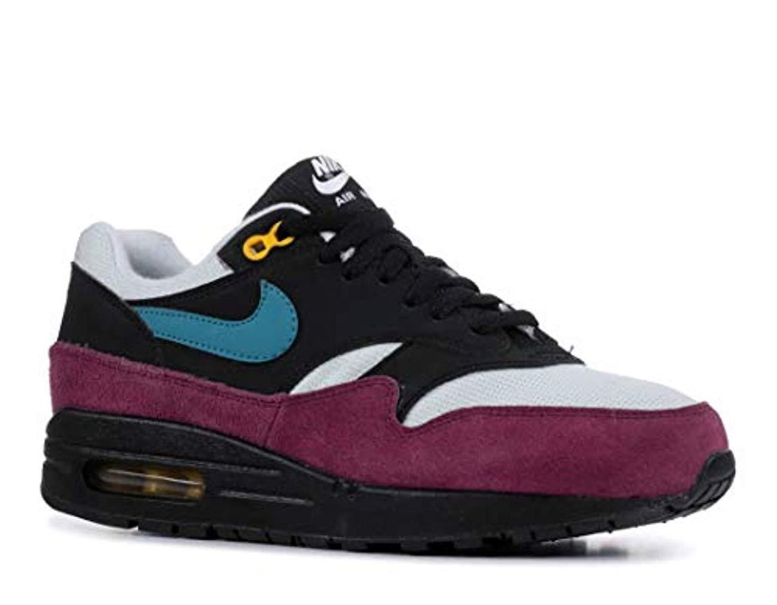 Nike Wmns Air Max 1 319986 040 in Black Lyst