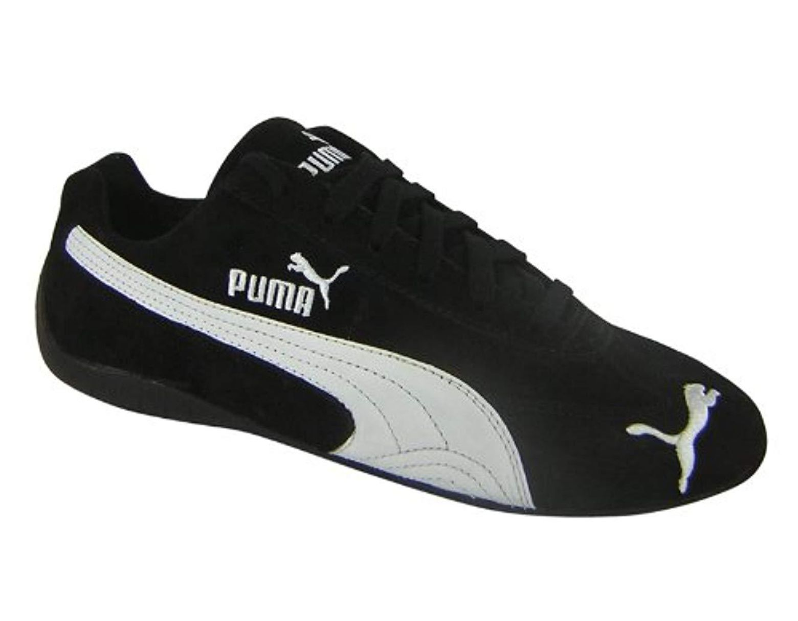 meilleure sélection c029d 81075 PUMA Unisex Adults' Speed Cat Low-top Sneakers in Black for ...