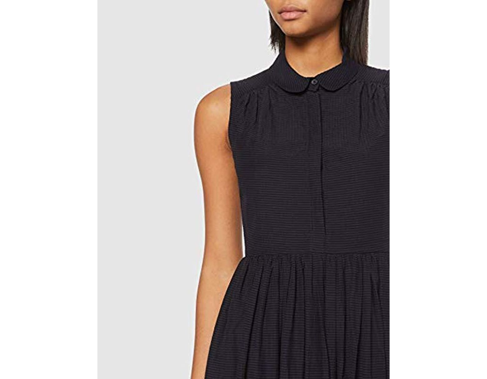 dc264026ad1 French Connection Enya Dress in Blue - Lyst