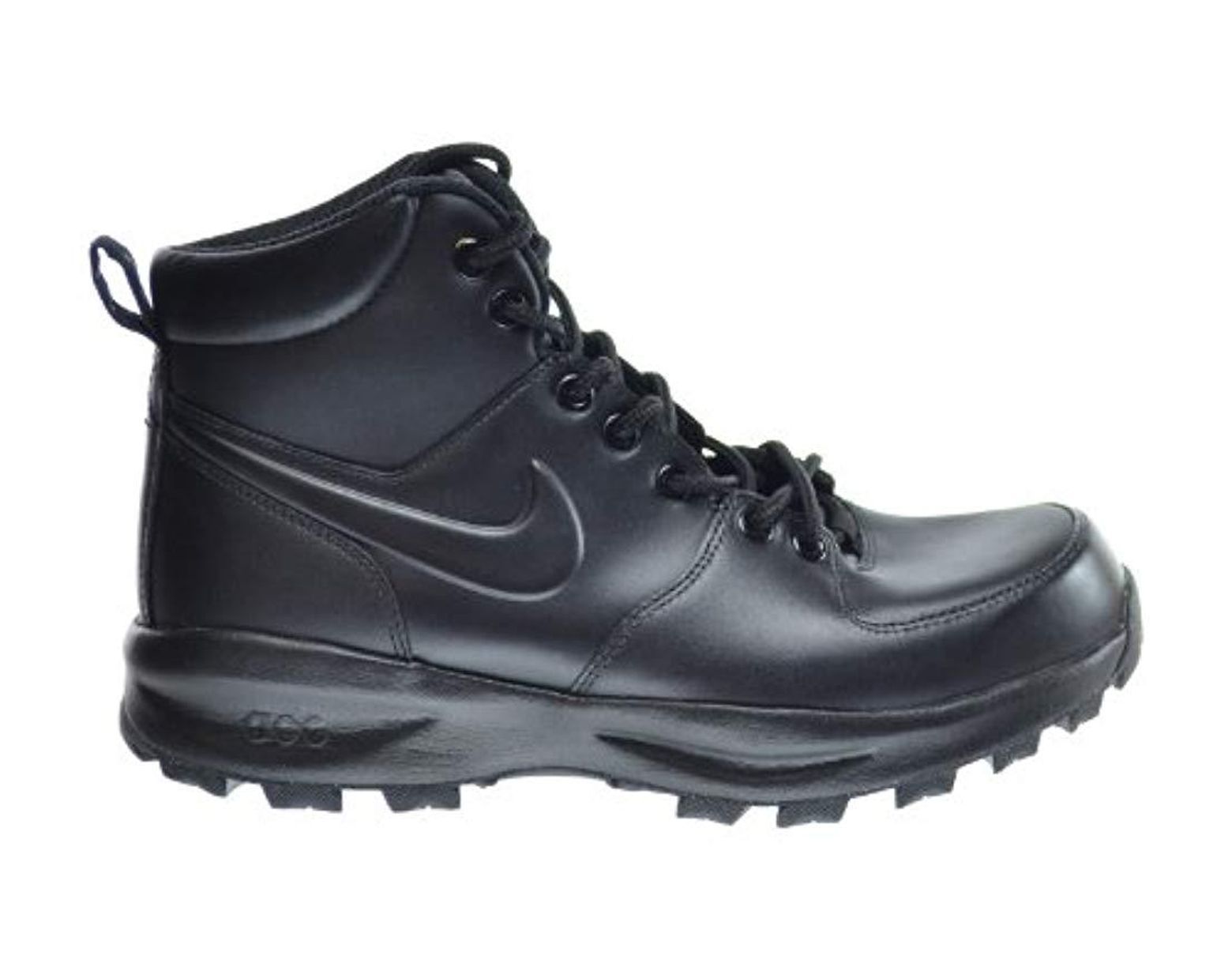 c393060fe8412 Nike 's 454350 700 Boots in Black for Men - Lyst