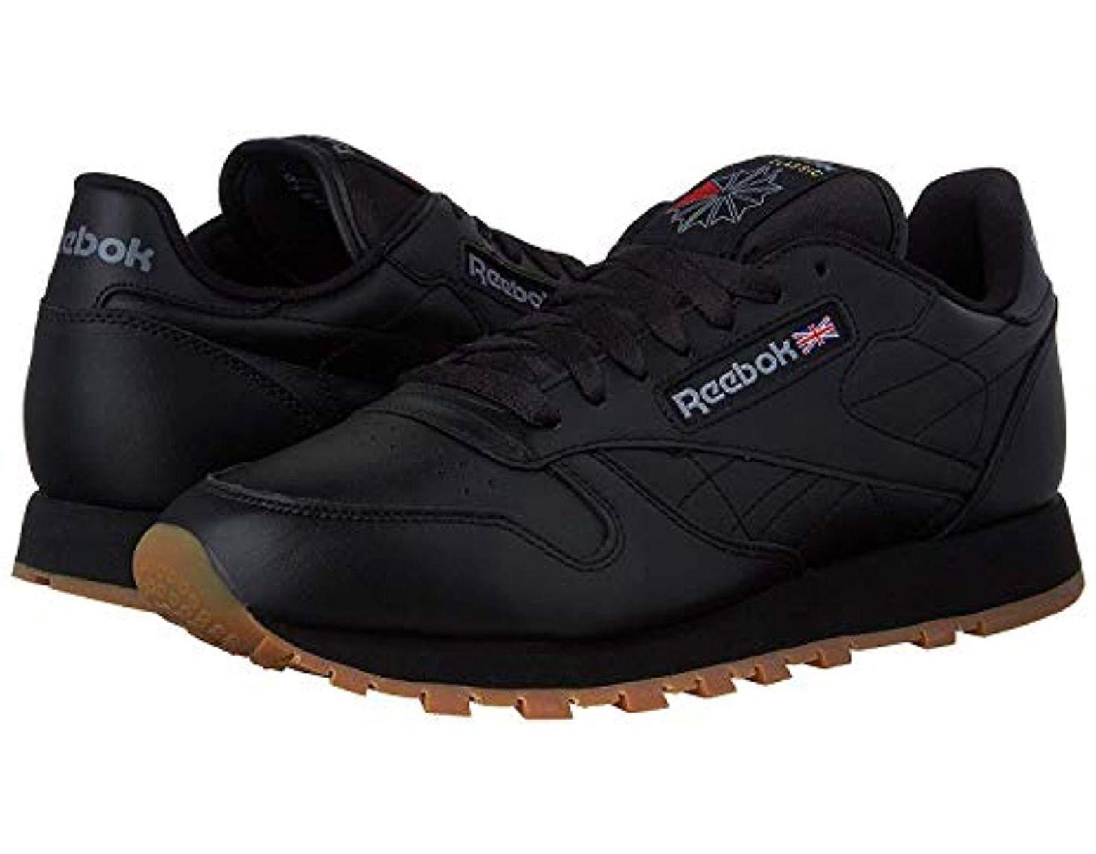 Reebok Classic Leather Fashion Sneaker (48 49 M Eu 14 D(m
