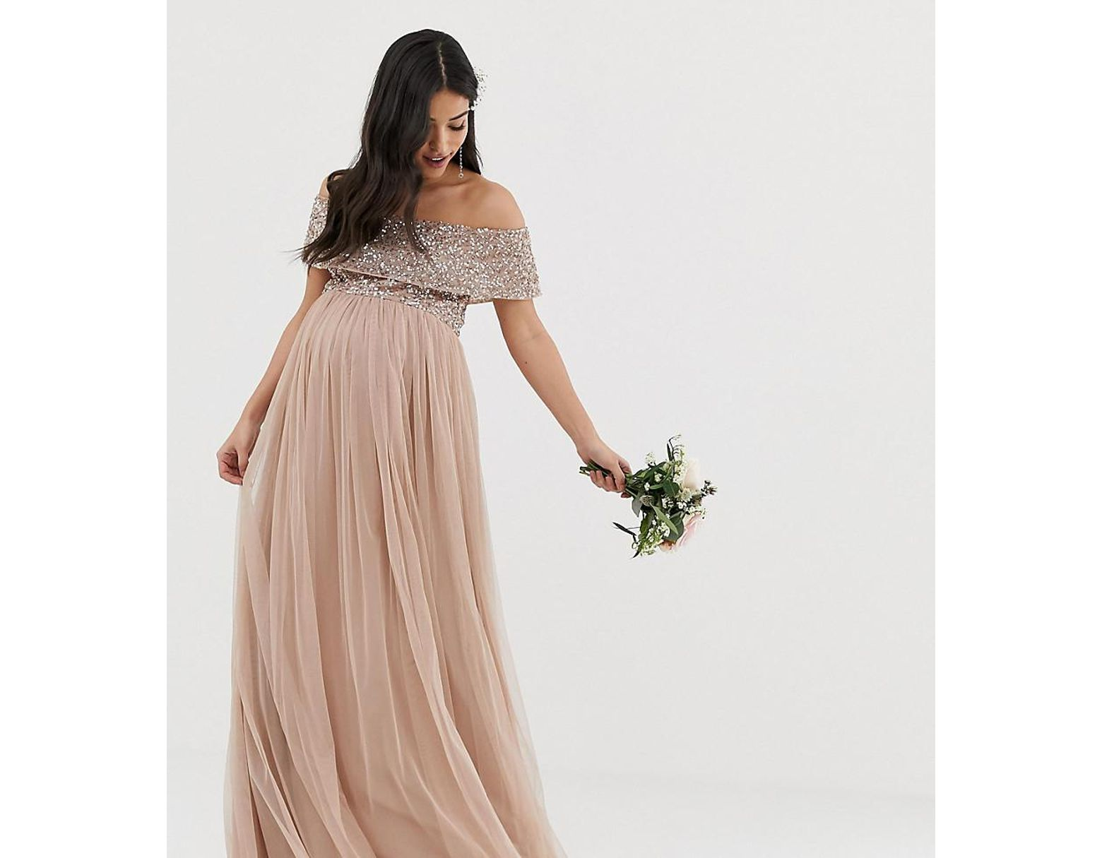 f3b55030284db Maternity Evening Dresses Lord And Taylor