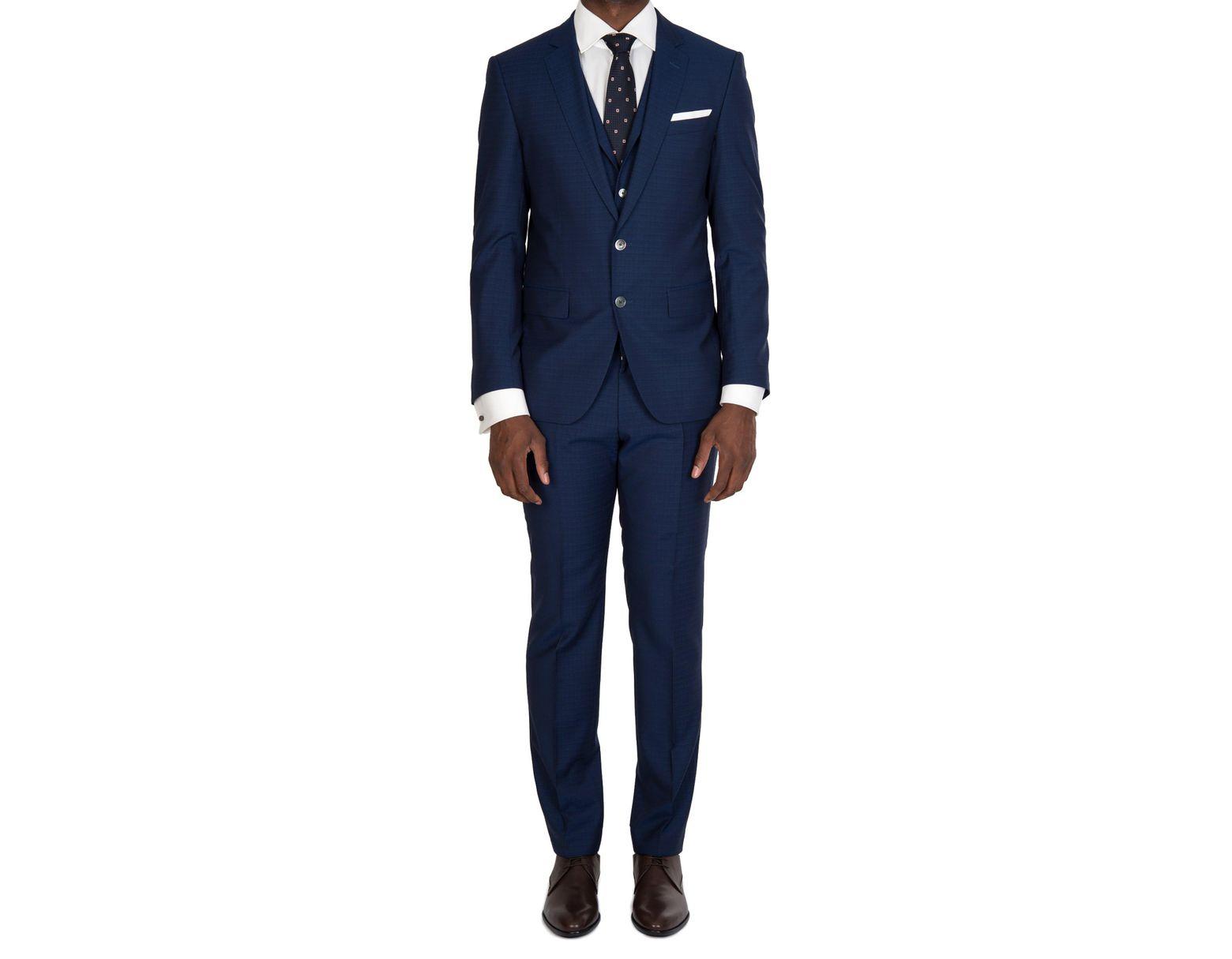73d2917083c3 BOSS Hugo Hutson5/gander3 We Suit Navy in Blue for Men - Lyst
