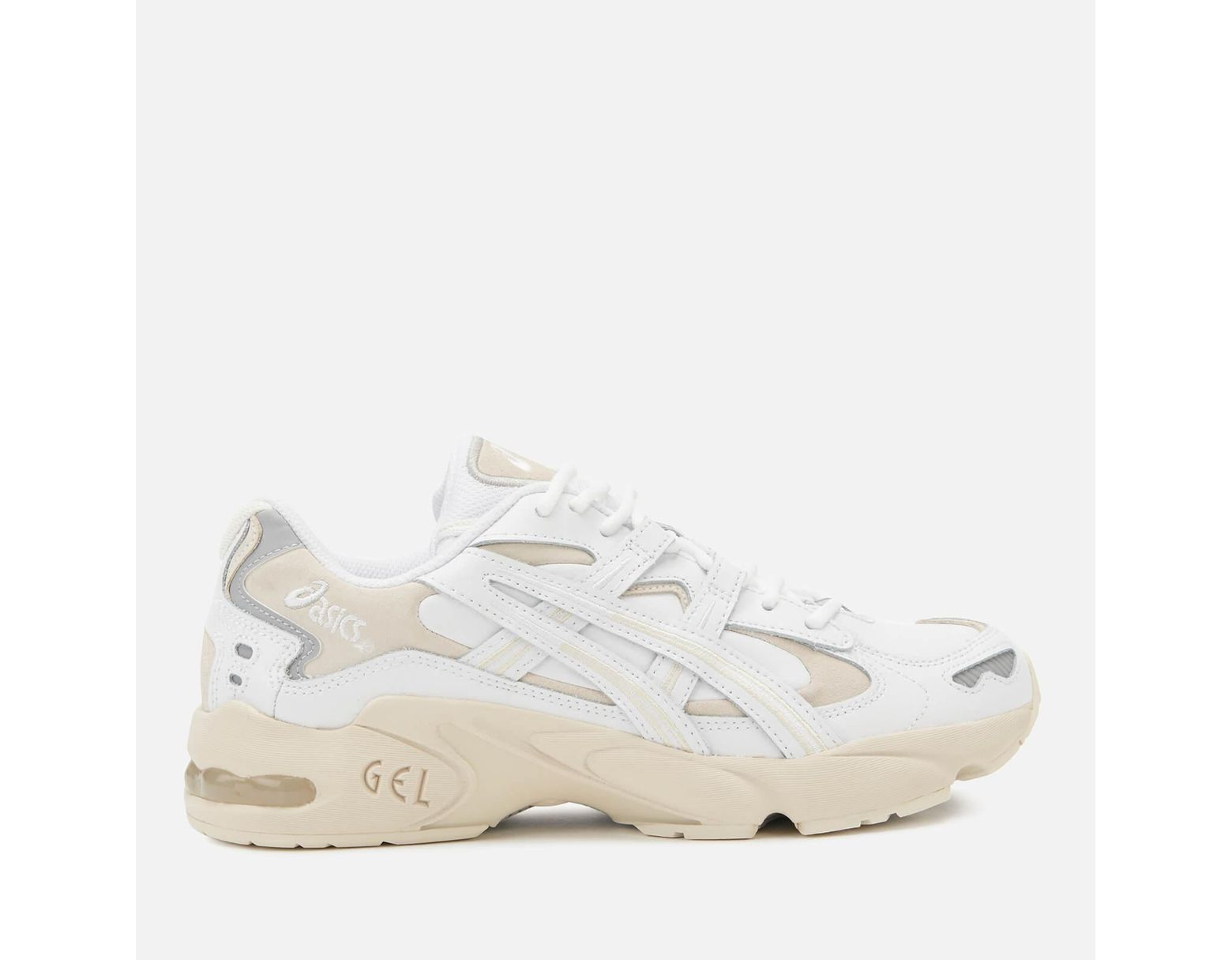 asics trainers white