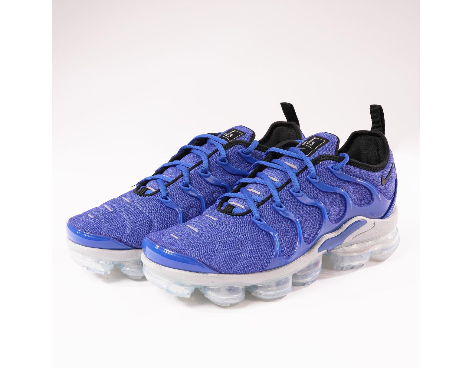 efb667d04aac Nike Air Vapormax Plus in Blue for Men - Save 29% - Lyst