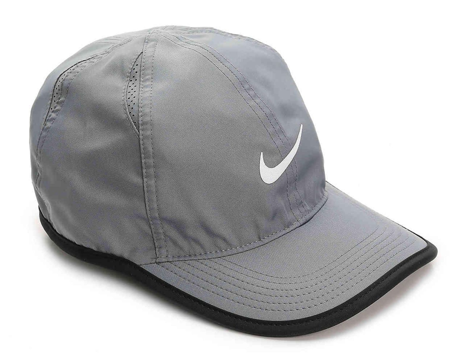 sports shoes 569f6 f0dcd Lyst - Nike Aerobill Featherlight Baseball Cap in Gray for Men
